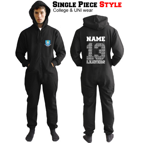 school leavers onesie hoodies